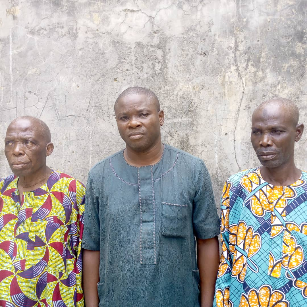 Killers of Suspected Burglar